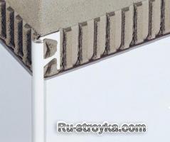 Разновидность профилей для керамической плитки.