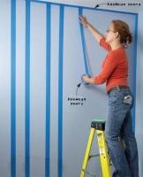 Стены: Декоративная техника живописи 2.