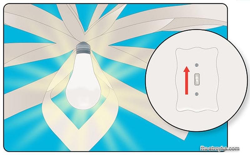 Как вывернуть цоколь лампочки из патрона