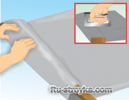 Как временно отремонтировать крышу