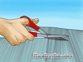 Как отремонтировать оконную сетку.