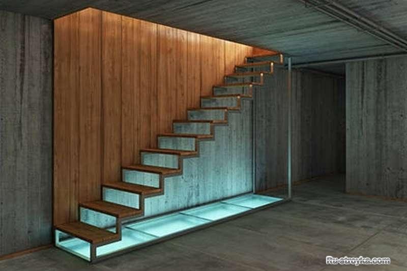 Уличная лестница: инструкция по изготовлению Строительный 44