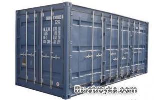 Продажа и аренда – контейнеры 20 и 40 футов в Питере